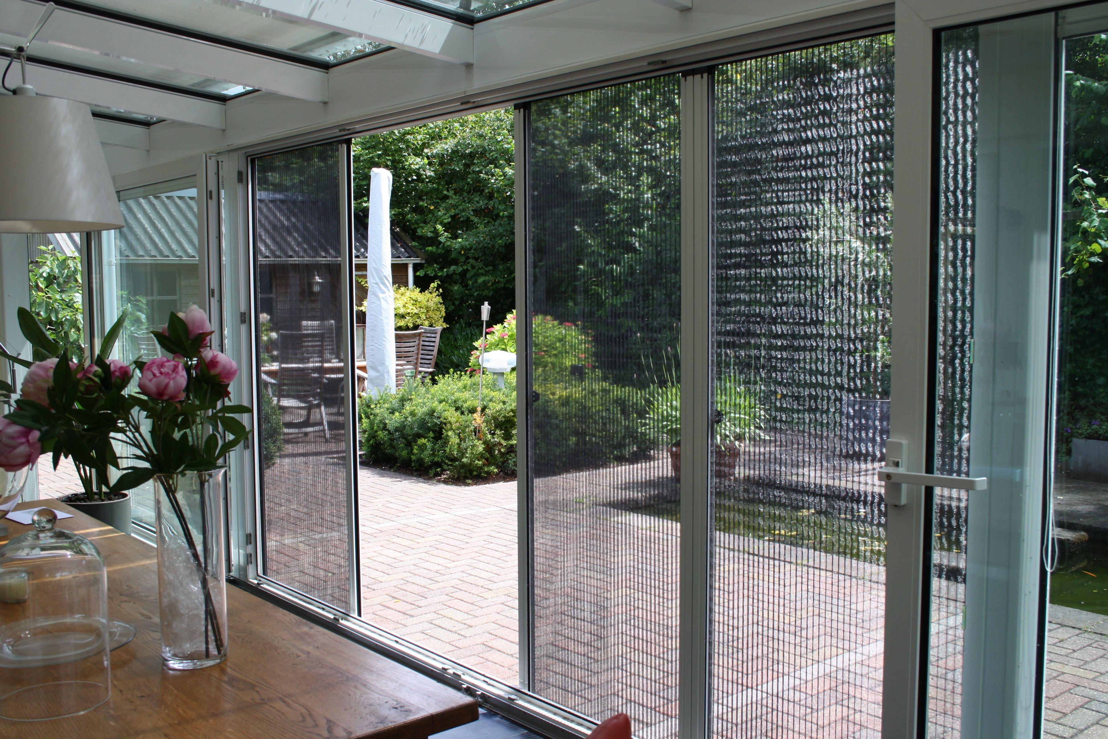 Wonderlijk Horren | Houd ongedierte en vliegen buitenshuis | Van der Zalm YI-66